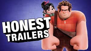 honest trailers wreck ralph