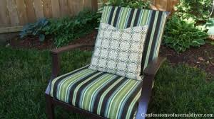 Chair Cushion Cover Amazing Patio Seat Cushions Covers Target Patio Decor For Patio