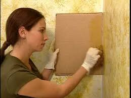 how to paint using sponging techniques the home depot youtube