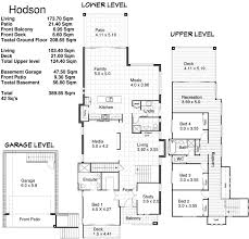 Floor Plans For Sloped Lots Welhaus Urban Lodge 75m2 Small House Pinterest Smallest