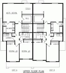 Duplex With Garage Plans 100 2 Story Duplex House Plans One Level Duplex House Plans