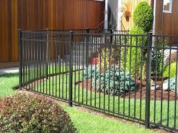 modern aluminum fence panels peiranos fences the truth the
