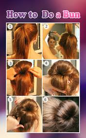 howtododoughnut plait in hair how to do bun without donut hair pinterest donuts hair