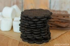 chocolate graham crackers javacupcake