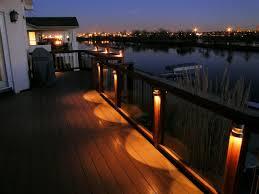 exterior outdoor deck lighting ideas with lighting latitudes