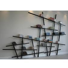 Wall Mounted Bookcase Shelves Modern Wall Mounted Book Shelving