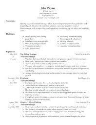 sample retail store manager resume retail manager resume examples retail manager resume example