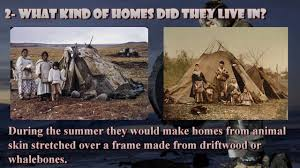 inuit tradition food clothing homes youtube