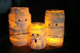 15 cute mummy themed halloween crafts
