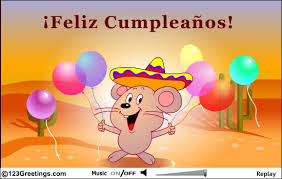spanish birthday card 36 best spanish greeting cards images on