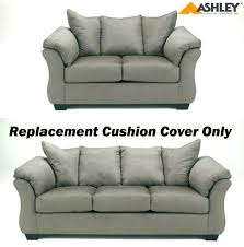 sofa cushion cover replacement leather sofa cushion replacement replacement foam cores for sofa