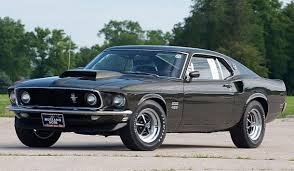 Black Classic Mustang Why Is The 1969 Boss 429 Mustang The Best Muscle Car Of All Time
