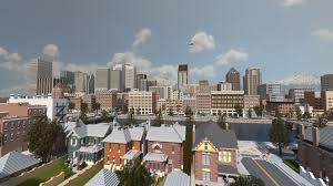 Minecraft City Maps Minecraft Huntington City Most Realistic City Project