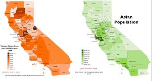 california map population density these surprising maps show how crime in america has changed