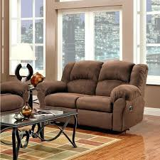 Dual Reclining Sofa Slipcover Dual Reclining Sofa Slipcover Chocolate Microfiber Set With Drop