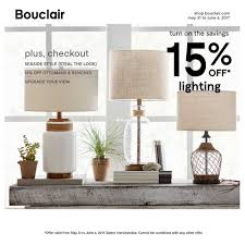 Bouclair Home Decor Bouclair Flyers