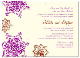 marriage invitation wording india indian wedding invitation message for friends yaseen for