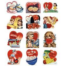 vintage valentines vintage valentines printable and adorable