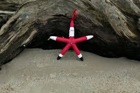 starfish santa ornament brighten your coastal décor with