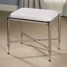 bathroom vanity stool amazoncom enstyle galano vanity stool