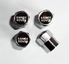 chrome range rover range rover chrome wheel valve dust caps sport vogue hse evoque