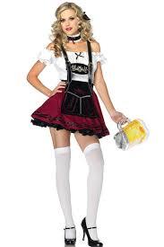 Maid Costumes Halloween Dark Red Beer Maid Costume Halloween Costumes Cheap