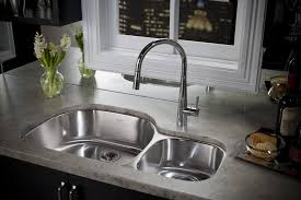 kitchen double sink benefits of double kitchen sink the fabulous home ideas