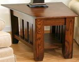 rustic wedge end table wedge end table recliner tables on st avenue portunus end table with