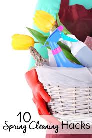 Spring Cleaning Hacks 10 Spring Cleaning Tips Sweet T Makes Three