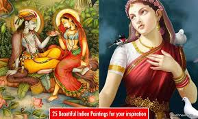 50 most beautiful indian paintings from top artists for your