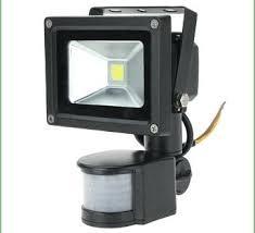 wireless security lights outdoor wireless motion sensor led spotlight by mr beams novelty