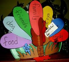 thankful turkey kids u0026 glitter