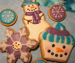 snowman cookie platter royal icing cookie decorating youtube