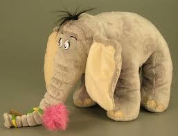 109 7571 horton hears stuffed animal teddy bears