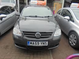 used volkswagen fox grey for sale motors co uk