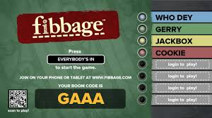 fibbage the hilarious bluffing party game game ps4 playstation