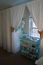 Nursery Curtain Tie Backs by Tie Backs In The Nursery A Farmhouse Reborn