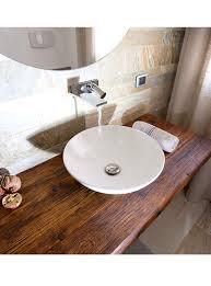 mensola lavabo da appoggio acquista mensole e piani lavabo mensola piano lavabo