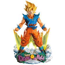 dragonball super master stars piece figure son goku