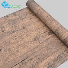 aliexpress com buy 5 10m self adhesive wood grain wallpaper