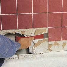 saving a soggy shower wall walls house and bath