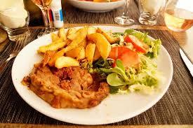 plat de cuisine la plat de jour picture of terra corsa corte tripadvisor