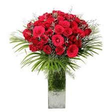Flowers In Vases Pictures Order U0026 Send Flowers In Vase Online Delivery Kanpur Florist Shop