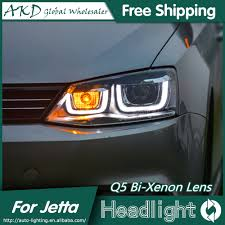 volkswagen xenon akd car styling for vw jetta headlights 2011 2015 new jetta mk6