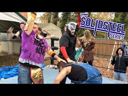 Backyard Wrestling Characters Top 10 Favorite Grim U0027s Toy Show Videos By Nightmarebear87 On