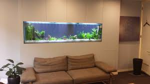 Wall Aquarium by 100 Built In Fish Tanks I Put A Fish In My Pc Pcmasterrace