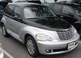 2010 chrysler pt cruiser information and photos zombiedrive