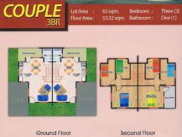 harmony builders first floor plan arafen br couple house for sale in angeles city brgy mining ref 3br floor plan contemporary