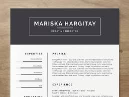 Resume Template Graphic Designer Interesting Design Designer Resume Templates Nobby Minimal Cv