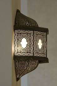 Moroccan Wall Sconce 40 Creative And L Ideas Moroccan Wall Sconces And Walls
